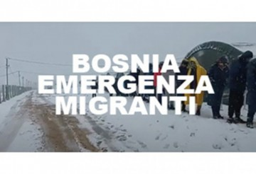 Migrant emergency in Bosnia