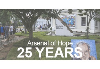 25 YEARS Arsenal of Hope